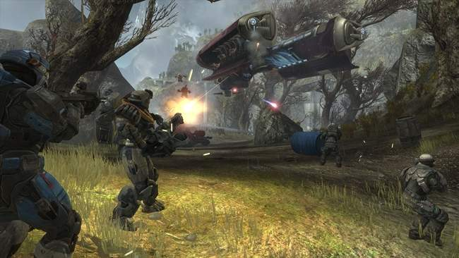 Halo Reach Free Download PC Game