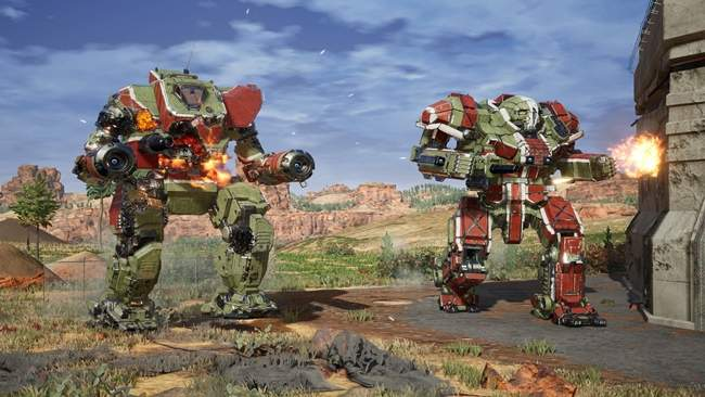 MechWarrior 5 Mercenaries Free Download PC Game