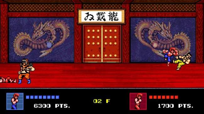Double Dragon IV Free Download PC Game
