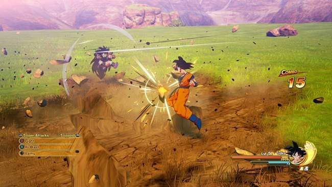 Dragon Ball Z Kakarot Free Download PC Game