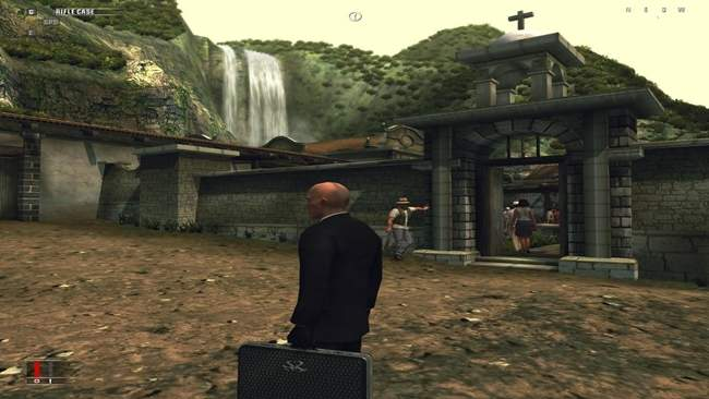 Hitman Blood Money Free Download PC Game