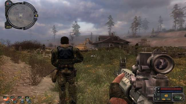 STALKER Call of Pripyat Free Download PC Game
