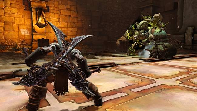 Darksiders II Deathinitive Edition Free Download PC Game