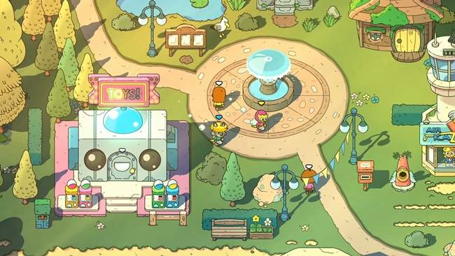 The Swords of Ditto: Mormo's Curse Free Download PC Game