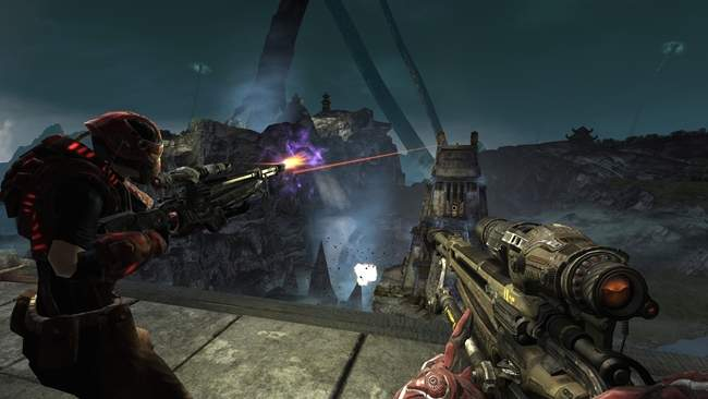 Unreal Tournament 3 Black Free Download PC Game