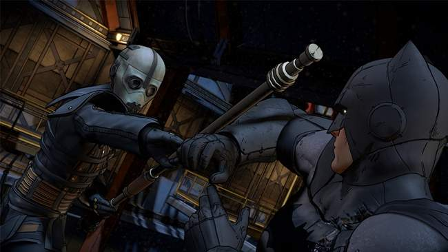 Batman The Telltale Series Free Download PC Game